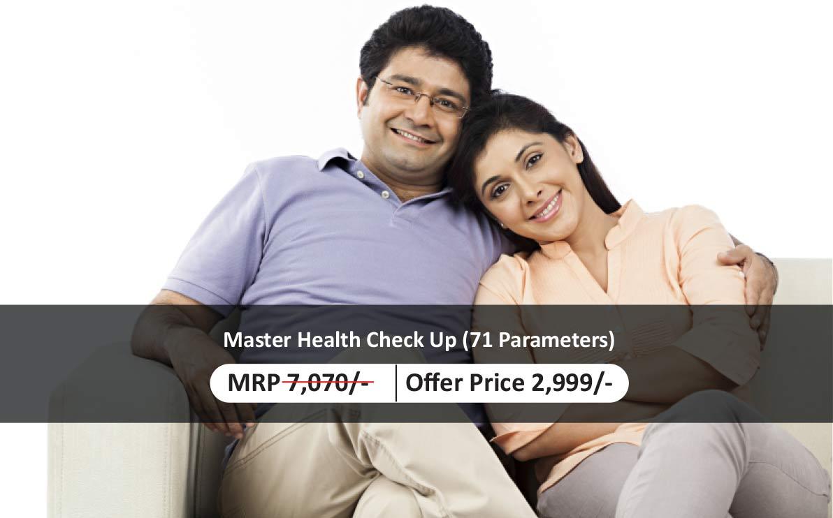 Master Health Check Up